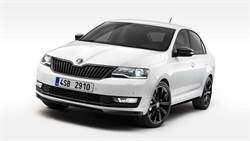 官方定調 小改SKODA RAPID /SPACEBACK配備定裝照出爐