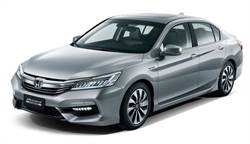 2017環保車揭曉  Honda Accord HYBRID奪冠