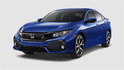 二當家現身!Honda Civic Si Sedan/Coupe確定登上紐約車展