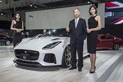 英倫雙品牌壓境 Jaguar Land Rover 台北車展雙主秀