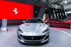 全新上空躍馬  Ferrari Portofino台北車展超吸睛