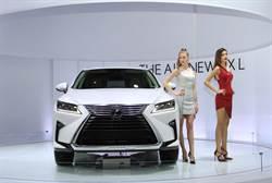 呼聲最高的加長版7座RX L領軍   Lexus旗艦/轎跑/概念車大飽眼福