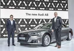 Audi Sport之年 台北車展四環旋風再起