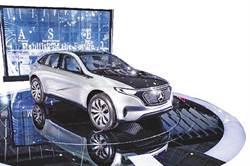 賓士科技論壇 預見未來車