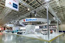 TAIWAN SUZUKI年度銷售銳不可擋, 台北車展小車陣容人氣爆棚!