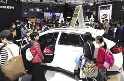 台北車展買氣旺 Q1車市樂觀 預估將突破10萬輛大關