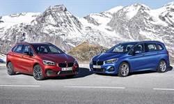 增配備拼銷售 BMW 2-Series AT/GT改款發表