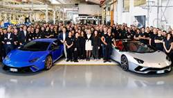 Lamborghini蠻牛超跑2017賺翻   全世界:美國人最牛!