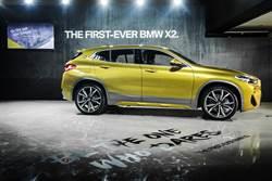 X家族第6位成員   BMW X2  205萬起放膽登台