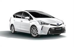 市場唯一七人Hybrid MPV!Toyota Prius α 安全大升級