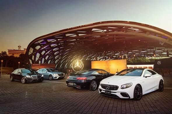 三芒星跑房之王   Mercedes-Benz S-Class Coupe facelift 835萬起小改登台
