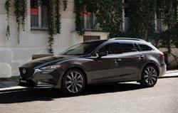 馬六首度為Wagon車型導入汽油動力 與新年式CX-5 同時報到