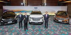Explorer&EcoBoost全新導入  Ford擴大SUV及皮卡陣線  40億5年計畫持續推動