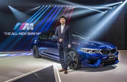 擴大性能車、電動車布局 BMW在台成立M、i品牌獨立部門