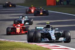 激戰上海灘!Red Bull Racing冒險策略奪冠 Valtteri Bottas守住亞軍  銀箭積分暫居領先