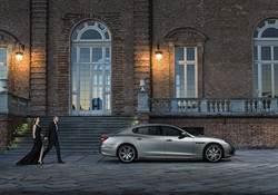 蠶絲、皮革拼接複合式內裝 Maserati與Zegna演繹精湛工藝