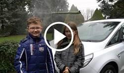 「雨」你同行!德國環保神童 打造最具創意的汽車雨刷水