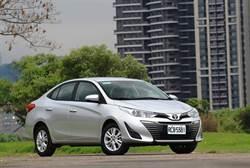 入門車的進擊  Toyota New Vios升級太犯規