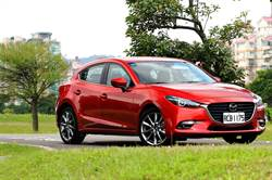 分憂解勞更安全  2018年式Mazda 3規格升級