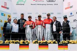 R8 LMS Cup首登綠色地獄  Audi Customer Racing10周年 經典車齊聚紐柏林24 Hours