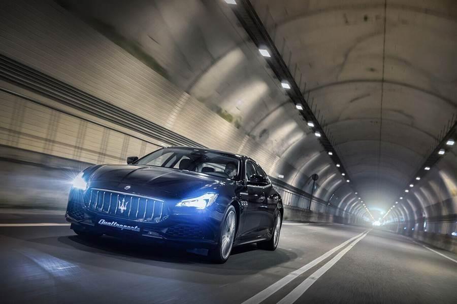 以速度為名  2018年式Maserati Quattroporte Veloce 578萬起限量登場