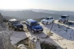 越野史中永恆星芒   Mercedes-Benz G-Class經典血液催生豪華休旅家族