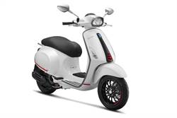 Vespa Sprint Carbon 150特仕版 紳士魅力全新回歸