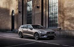 融合六十年旅行車風華 The New Volvo V60 耀眼登台