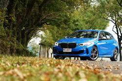 The 1, we Love!  BMW M135i xDrive釋放你的鋼砲魂